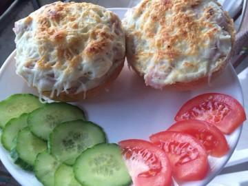 Besameles melegszendvics - Otthon ízei