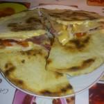 Quesadilla - Otthon ízei