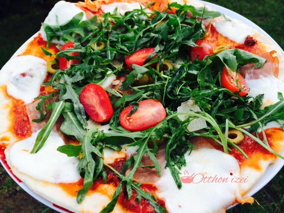 Császárné pizzája - Otthon ízei