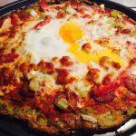 Cukkini alapú pizza - Otthon ízei